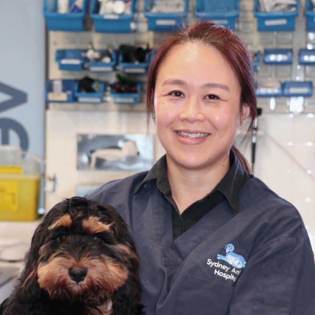 Dr Grace Ma